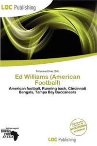Ed Williams (American Football)