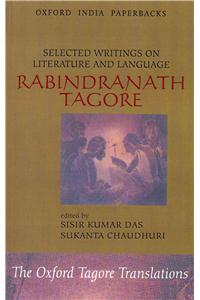 Selected Writings on Literature and Language