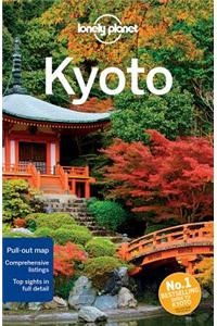 Lonely Planet Kyoto [With Map]
