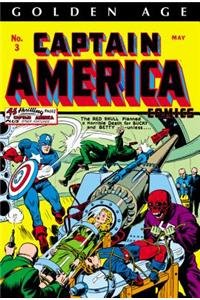 Golden Age Captain America, Volume 1