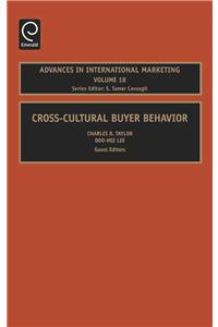 Cross-Cultural Buyer Behavior
