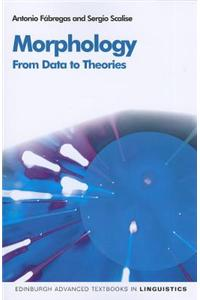 Morphology: From Data to Theories