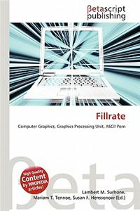 Fillrate