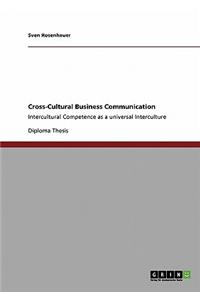 Cross-Cultural Business Communication