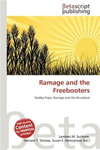 Ramage and the Freebooters