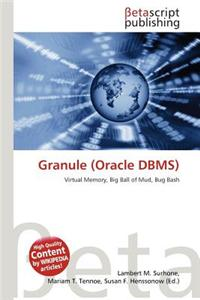 Granule (Oracle DBMS)