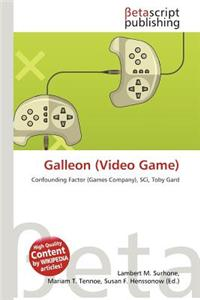 Galleon (Video Game)