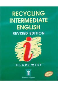 Recycling Intermediate English: With Key