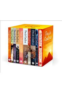 The Paulo Coelho Deluxe Collection: The Alchemist / Eleven Minutes / The Fith Mountain / The Devil and Miss Prym / Veronika Decides to Die / By the . . . of Portobello / The Valkyries / The Zahir (Paperback - 2008)
