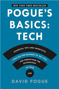 Pogue's Basics: Tech