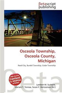 Osceola Township, Osceola County, Michigan