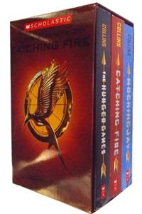 The Hunger Games box set (Set Of 3 Books)