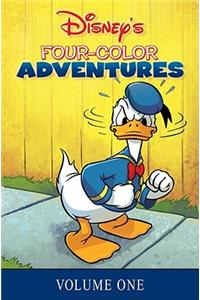 Disney's Four-Color Adventures 1
