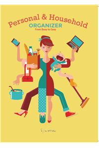 Personal and Household Organizer