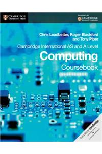 Cambridge International AS and A Level Computing Coursebook