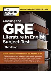 Cracking The GRE Literature In English Subject Test