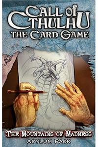 Call of Cthulhu: The Card Game: The Mountains of Madness Asylum Pack