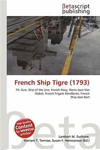 French Ship Tigre (1793)