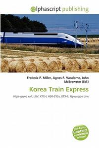 Korea Train Express
