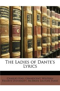 The Ladies of Dante's Lyrics