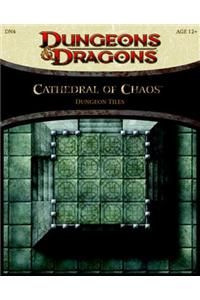 Cathedral of Chaos - Dungeon Tiles: a 4th Edition Dungeons &
