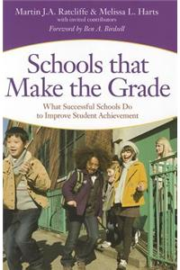 Schools That Make the Grade: What Successful Schools Do to Improve Student Achievement