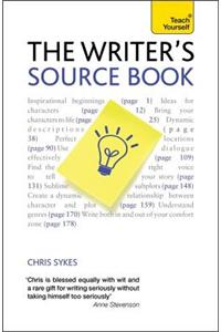 The Writer's Source Book: Teach Yourself