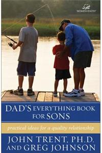 Dad's Everything Book for Sons