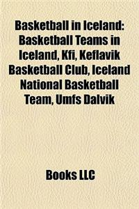 Basketball in Iceland