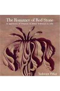 The Romance of Red Stone: An Appreciation of Ornament on Islamic Architecture in India