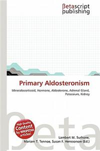 Primary Aldosteronism