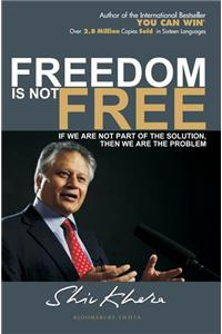 Freedom Is not Free- English
