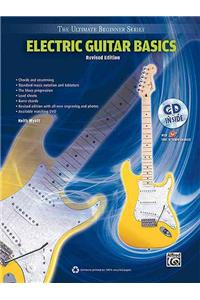 Electric Guitar Basics [With CD (Audio)]