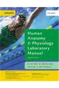 Human Anatomy & Physiology Laboratory Manual, Main Version Value Package (Includes Brief Atlas of the Human Body)