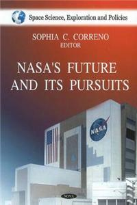 NASA's Future and Its Pursuits price comparison at Flipkart, Amazon, Crossword, Uread, Bookadda, Landmark, Homeshop18