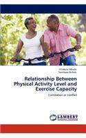 Relationship Between Physical Activity Level and Exercise Capacity