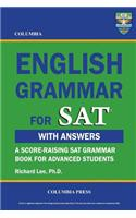 Columbia English Grammar for SAT