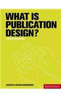 What is Publication Design