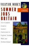 The Directory of Summer Jobs in Britain: 1999
