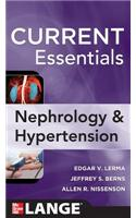 Current Essentials: Nephrology & Hypertension