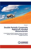 Double Periodic Composite Right/Left Handed Metamaterials