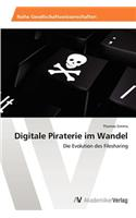 Digitale Piraterie Im Wandel