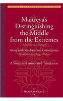 Maitreya's Distinguishing the Middle from the Extremes (Madh