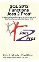 SQL 2012 Functions Joes 2 Pros (R)