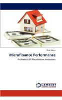 Microfinance Performance