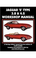 Jaguar E-Type 3.8 & 4.2 Workshop Manual