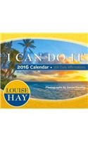 I Can Do it 2016 Calendar