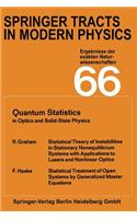 Springer Tracts in Modern Physics