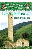 Leprechauns and Irish Folklore: A Nonfiction Companion to Leprechaun in Late Winter