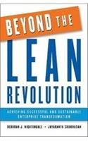 Beyond the Lean Revolution